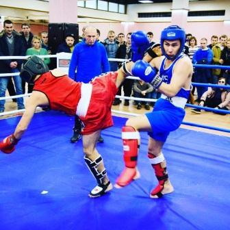 Центр Реабилитации Каспий, выезжали на международные соревнования по боксу в Москву.