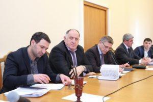 Заседание антинаркотической комиссии РД